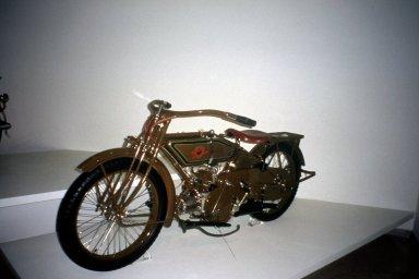 Harley Davidson Model W Sport Twin Motorcycle