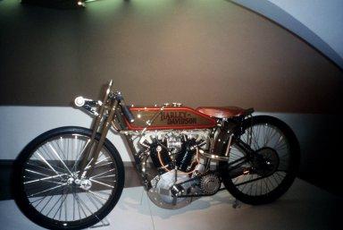Harley-Davidson 8-Valve Board Track Racer Motorcycle