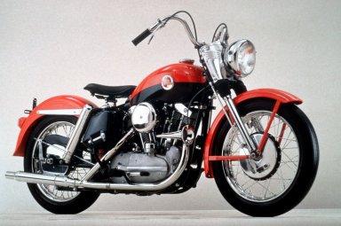 Harley-Davidson Sportster XL Motorcycle