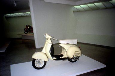 Vespa GS Scooter