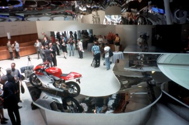 Art of the Motorcycle Exhibition