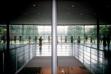 Museum Boijmans Van Beuningen: Garden Pavilion