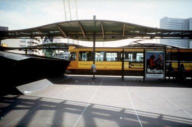 Blaak Tram Station