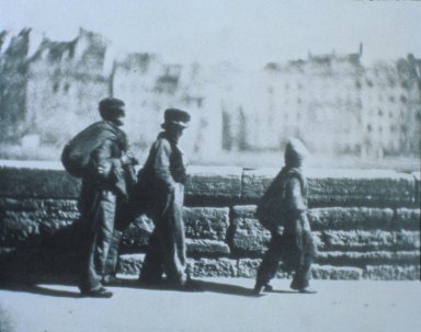 Chimney Sweeps, Paris