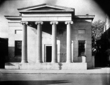 Greek Temple Building, Natchez, MS