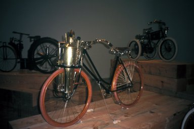 Geneva Steam Bicycle