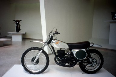 Honda Elsinore CR250 Motorcycle