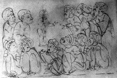 Hariri Manuscript Illustration