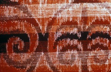 Power-Woven Linen Warp Print