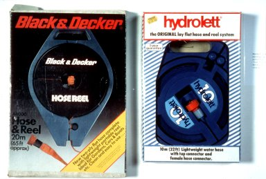 Black and Decker and Hydrolet Waterhoses