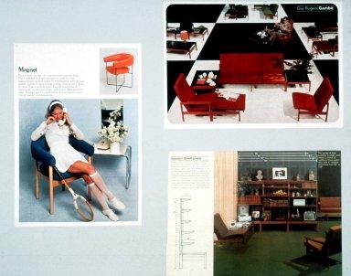 Gambit Furniture and Shelf Units