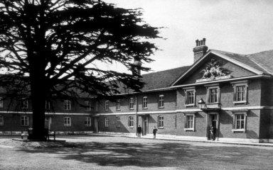 Marlborough Almshouses