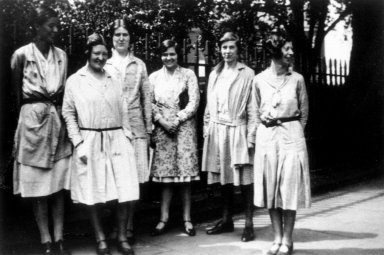 Architectural Association's Female Students