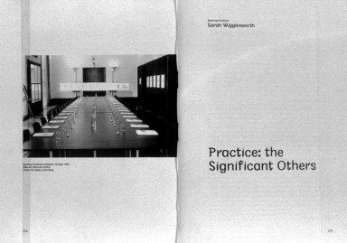 Desiring Practices: Architecture, Gender and the Interdisciplinary