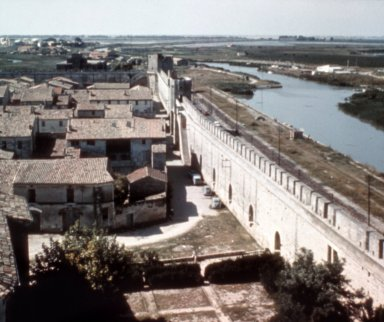 Aigues Mortes City Walls