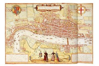 Londinum Feracissimi Angliae Regni Metropolis