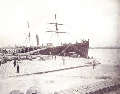 Ocean Steamer General Meade