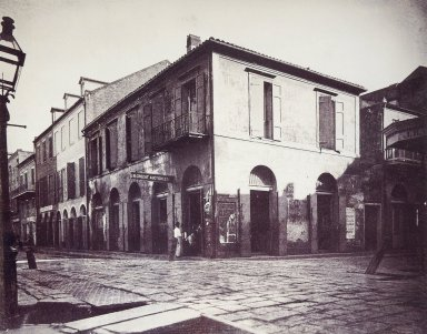Louis Phillipe's Place of Concealment During his Stay in New Orleans