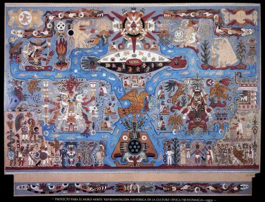 Historical Representation of Culture: Prehispanic Period