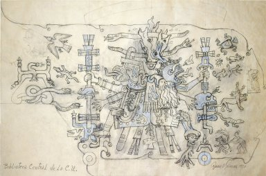 Study for Representation of Culture: Prehispanic Period