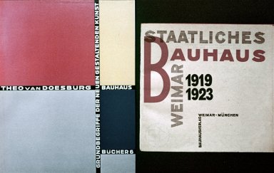 Staatliches Bauhaus, Weimar, 1919¿1923