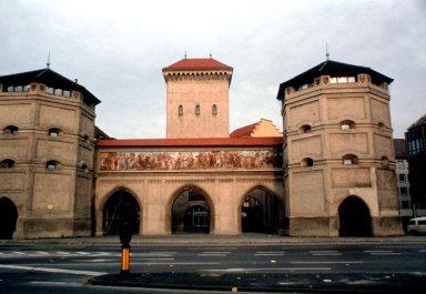Isar Gate