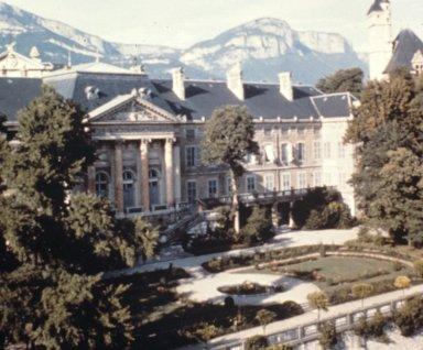 Chateau des Ducs de Savoie