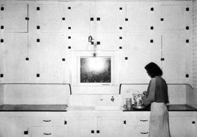 Kitchen of an FSA Tenant Purchase Client, Hidalgo, Texas