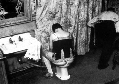La Toilette, Rue Quincampoix