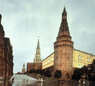 Kremlin: Arsenal Tower
