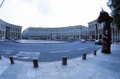 Place de Catalogne (Plaza of Catalogne)