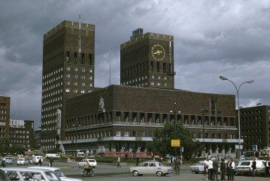 City Hall (Oslo, Norway)