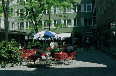 Plaza on Residenzstrasse