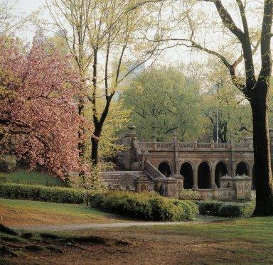 Central Park: Bethesda Terrace