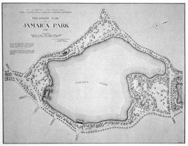 Jamaica Pond Park