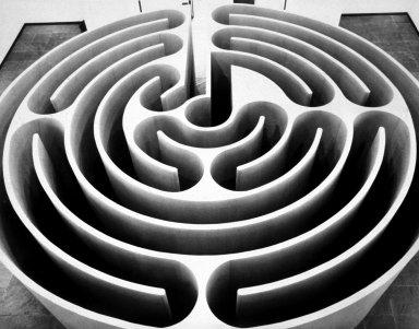 Untitled (Philadelphia Labyrinth)