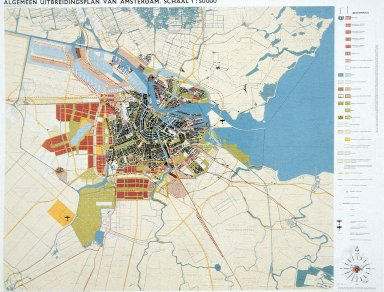 Official Plan for the Expansion of Amsterdam