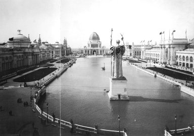 Chicago World's Fair (Columbian Exposition): Court of Honor