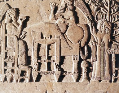 Palace of Ashurbanipal: Garden Party