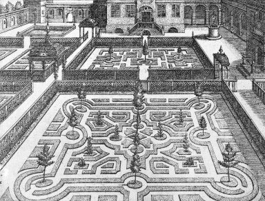 Design for a Parterre