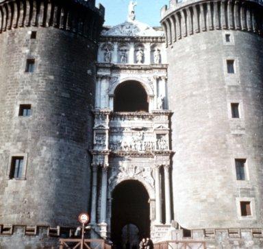 Castelnuovo Triumphal Arch