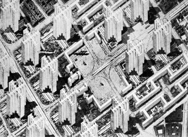 Voisin Plan for Paris