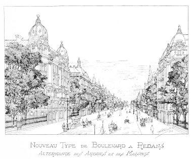 Boulevard a Redans