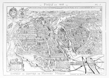 Paris in 1615