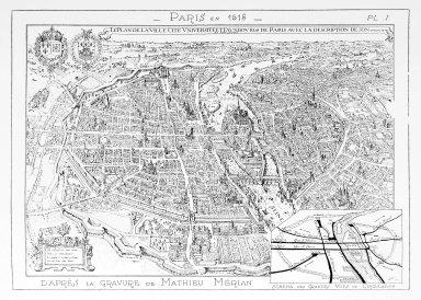 Paris in 1615