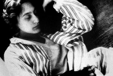 Anni Albers, Summer 1928