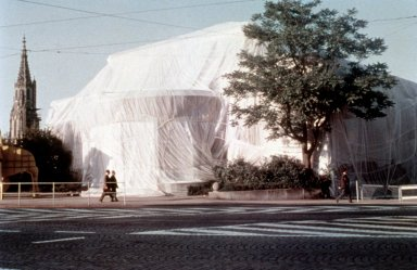 Wrapped Kunsthalle