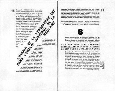 Causeries Typographiques No. 6