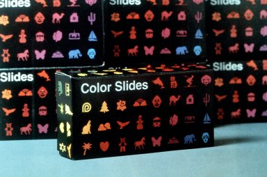Package for Color Slides