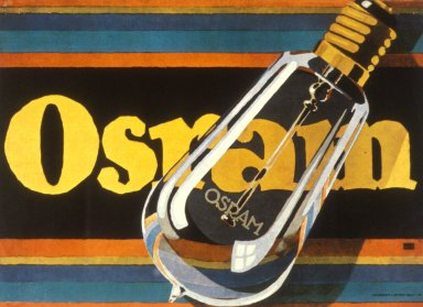 Osram Electric Light Bulbs